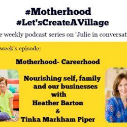 Motherhood and careers