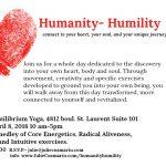 Humanity-Humility