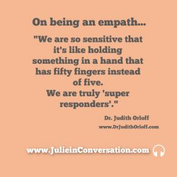 on being an empath